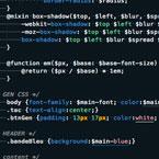 sass function